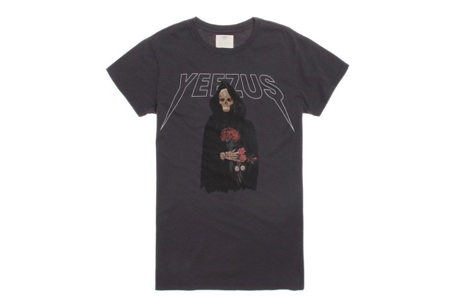 f413df519 Kanye West's Wes Lang-Designed 'Yeezus' Tour Tees Are Now at PacSun |  Hypebeast | Bloglovin'