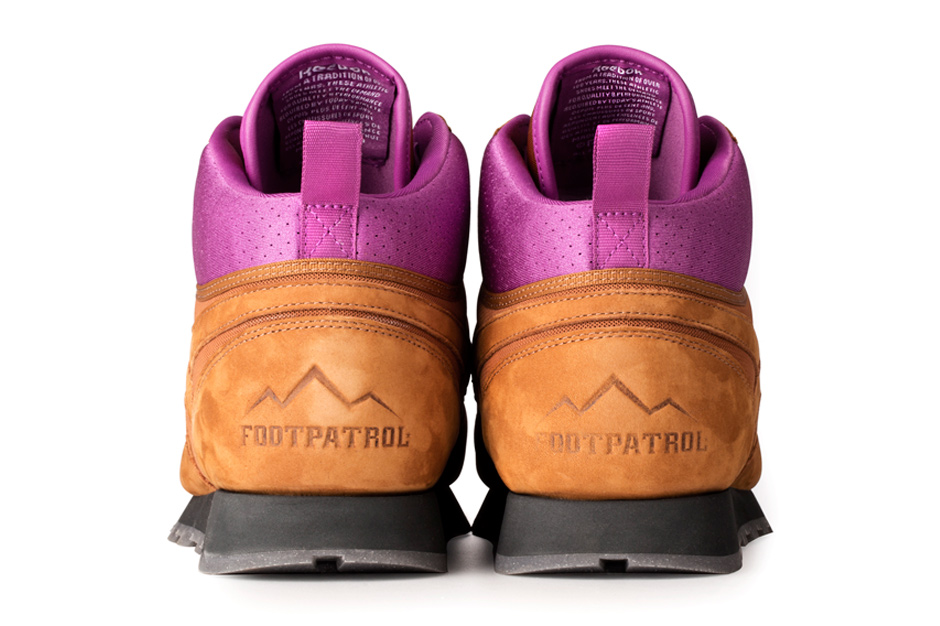 HYPEBEAST PRESENTS | REEBOK CLASSICS X FOOT PATROL LEATHER