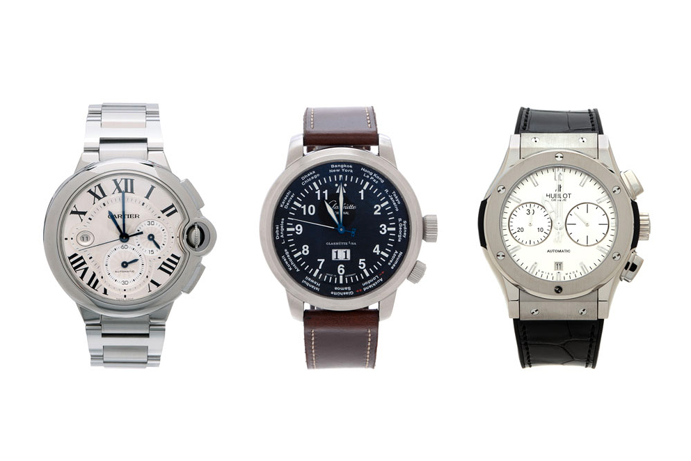 Image of Eleven James Launches for Luxury Watch Rentals
