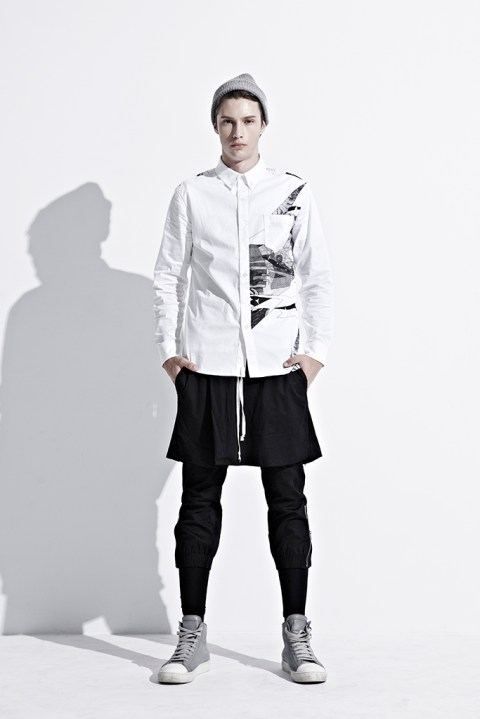 """Image of Ionism 2013 Fall/Winter """"Astray From Present"""" Lookbook"""
