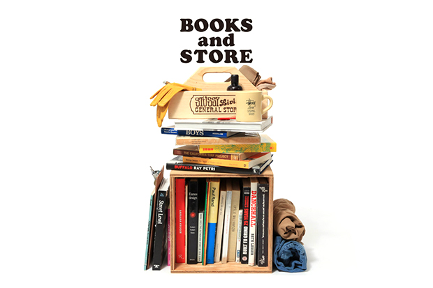 "Image of STUSSY Livin' GENERAL STORE ""BOOKS & STORE"" @ Tsutaya Daikanyama"