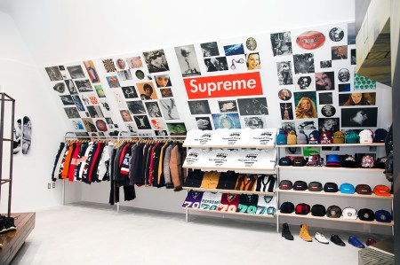 Supreme for Dover Street Market New York T-Shirt