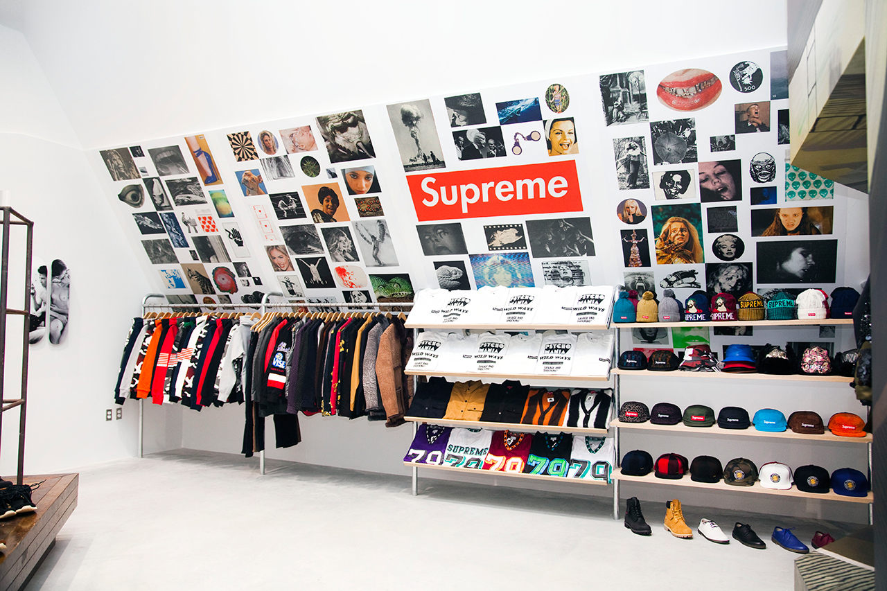 Image of Supreme for Dover Street Market New York T-Shirt