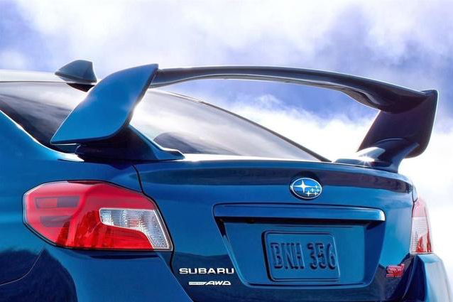 Image of 2015 Subaru WRX STI Preview