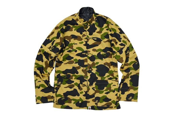 "Image of A Bathing Ape 2014 ""Year of the Horse"" Collection"