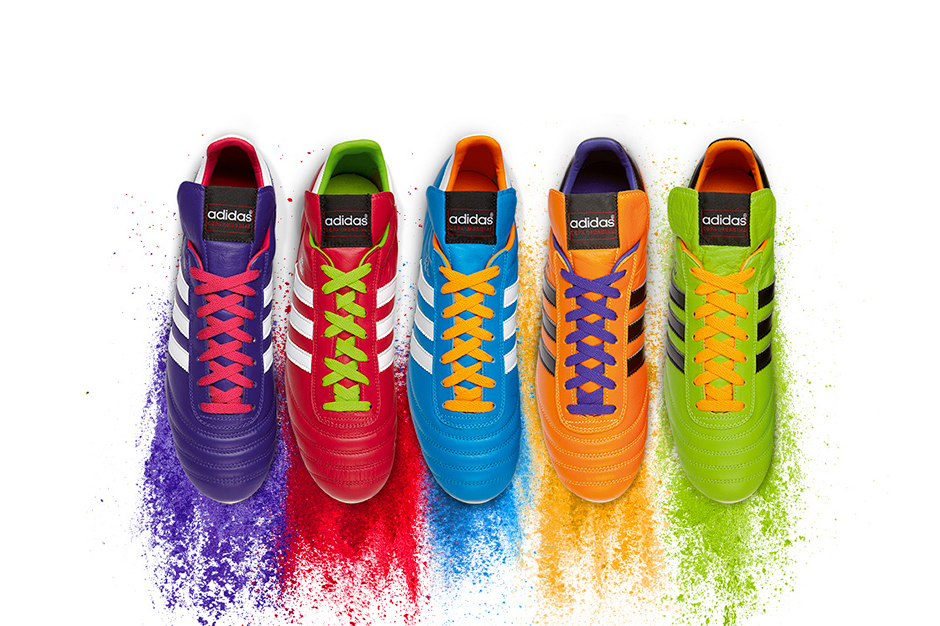 "Image of adidas 2014 Spring/Summer Copa Mundial ""Samba"" Collection"