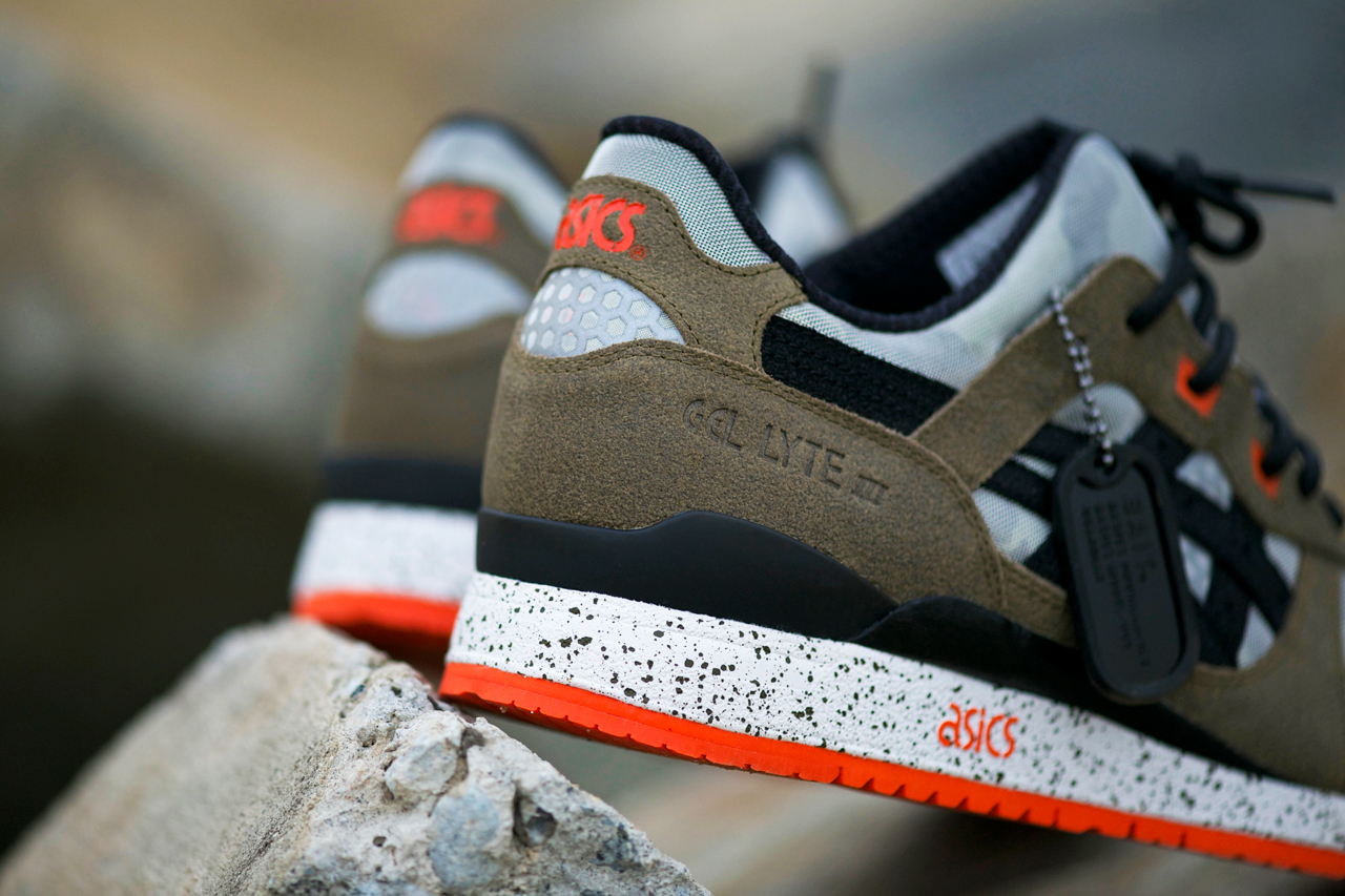 BAIT x ASICS Gel Lyte III 'BASICS Collection' THE GUARDIAN