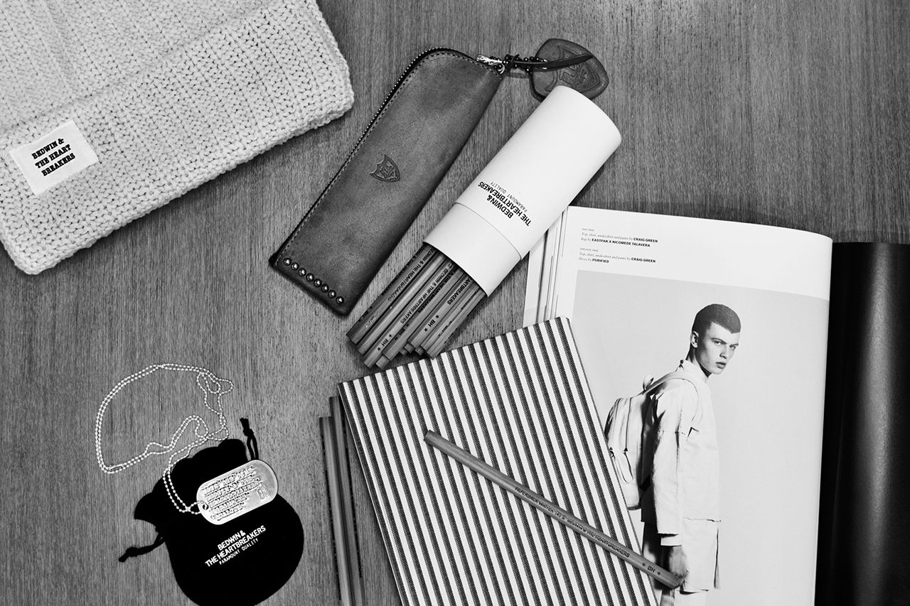 Image of BEDWIN & THE HEARTBREAKERS 2013 Fall/Winter Accessories
