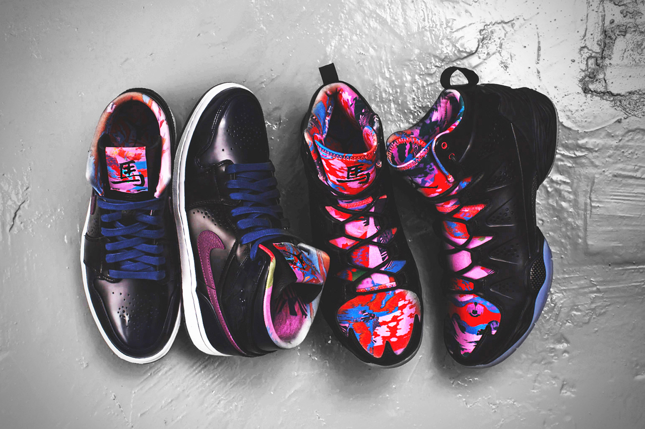"Image of Jordan Brand 2014 ""Year of the Horse"" Pack"
