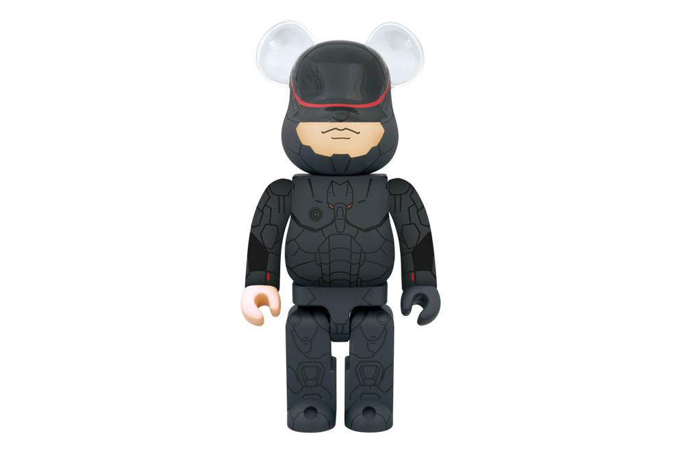 Image of Medicom Toy 400% RoboCop Bearbrick