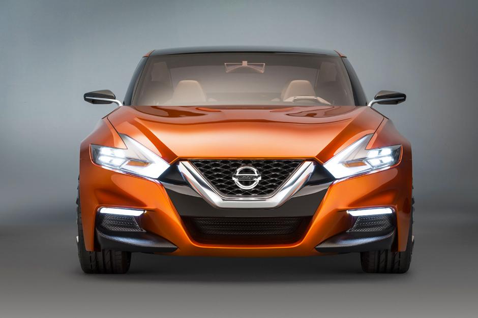 Image of Nissan Maxima Sport Sedan Concept