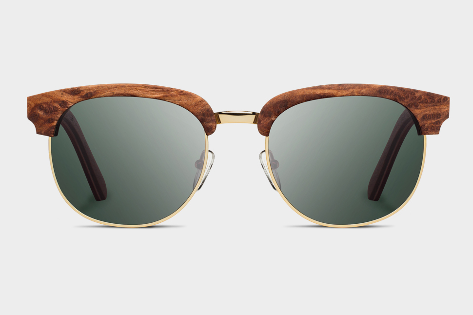 Image of Shwood Select Eugene Sunglasses