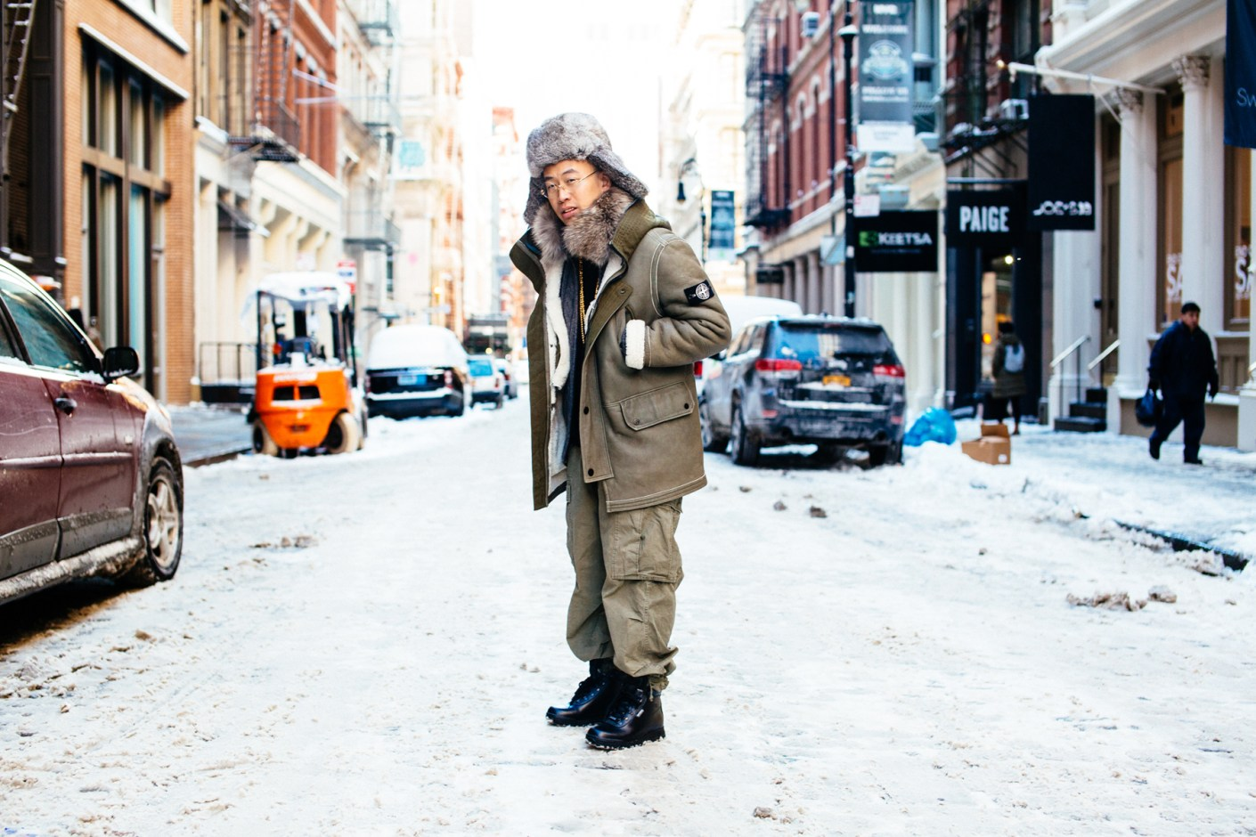Image of Streetsnaps: Kevin Leong