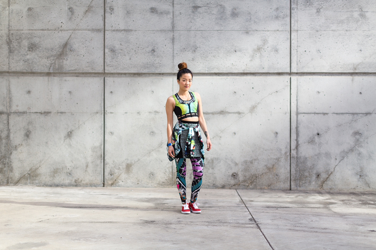 Image of Streetsnaps: Sophia Chang at Agenda Long Beach