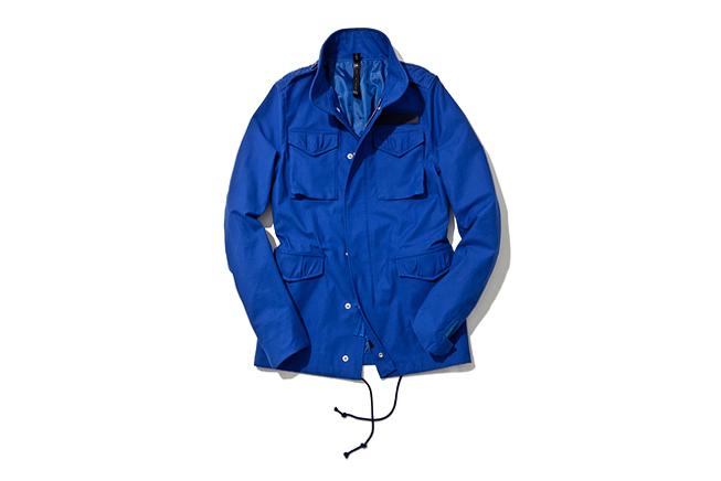 Image of wjk x VANQUISH M-65 Jacket