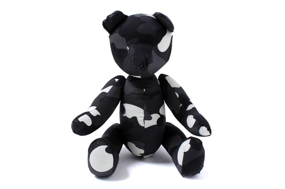 Image of A Bathing Ape CITY CAMO TEDDY BEAR