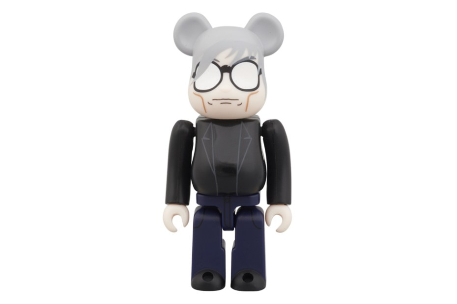 Image of Andy Warhol x Medicom Toy Bearbrick Collection