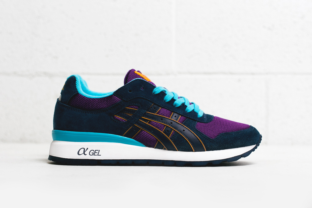 Image of ASICS GT-II Navy/Purple