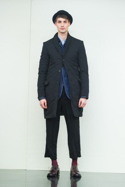 Image of COMME des GARCONS HOMME 2014 Fall/Winter Collection