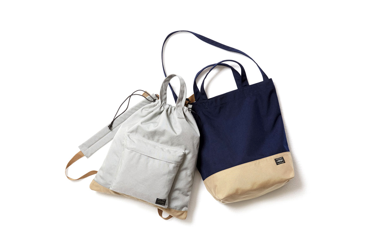 Image of Head Porter 2014 Spring/Summer Accessory Collection