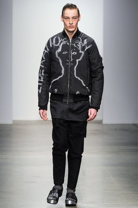 Image of Siki Im 2014 Fall/Winter Collection