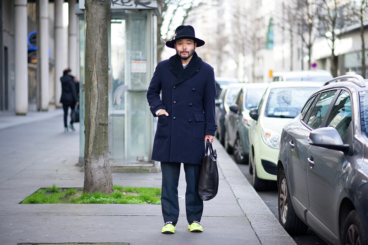Image of Streetsnaps: Poggy