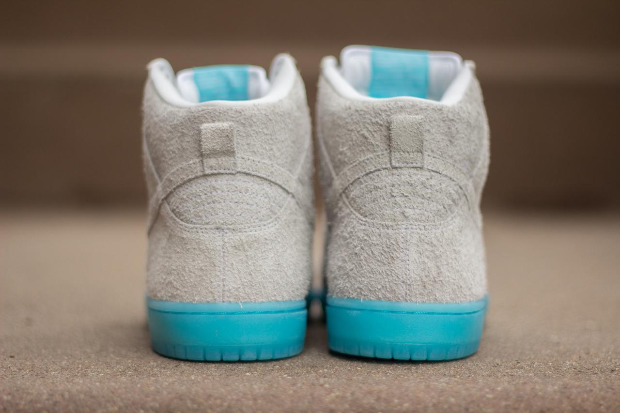 "Image of Baohaus NY x Nike SB Dunk High Pro ""Chairman Bao"""