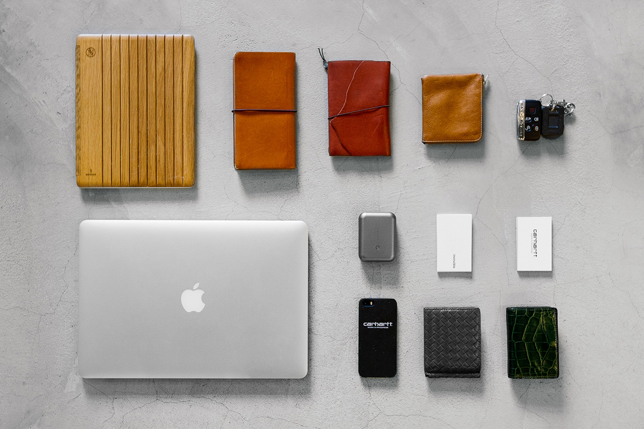 Image of Essentials: Jimmy Wu of INVINCIBLE