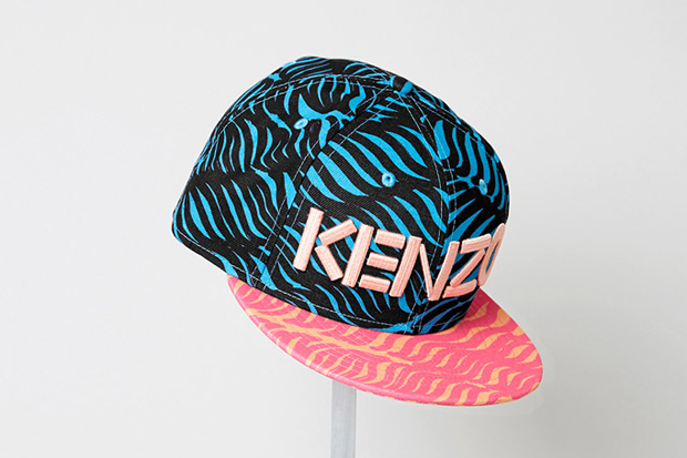 Image of KENZO x New Era 2014 Spring/Summer Collection