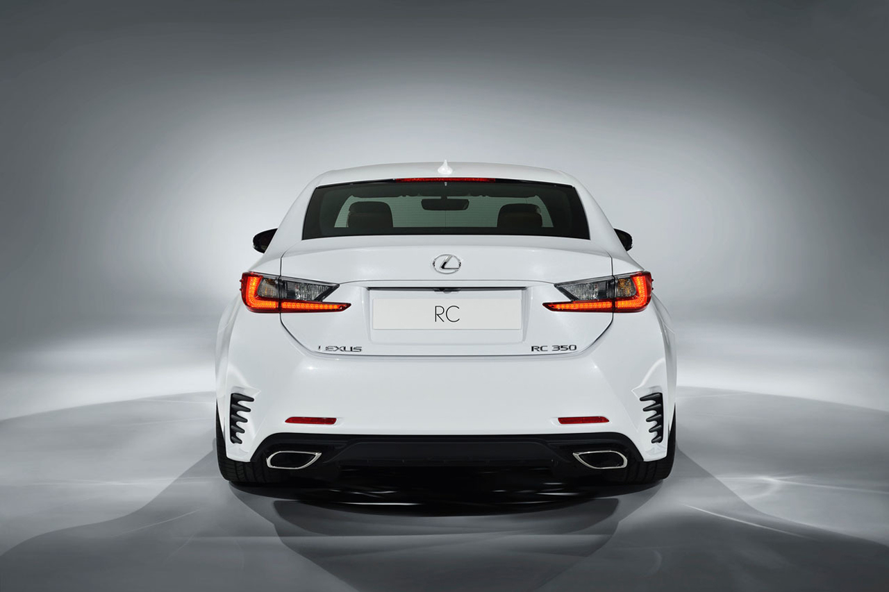 Image of Lexus RC 350 F