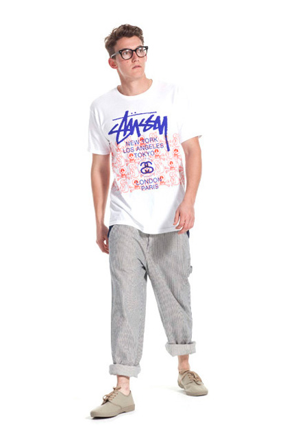 Image of Stussy Japan 2014 Spring Collection