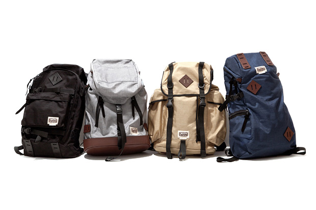 Image of TRUCK x hobo 2014 Spring/Summer Backpack Collection