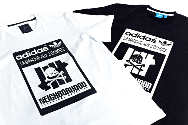 Image of Undefeated x NEIGHBORHOOD x adidas Consortium 2014 Spring/Summer Preview