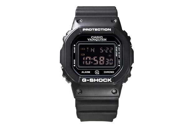 Image of VANQUISH x Casio G-Shock DW-5600E-1