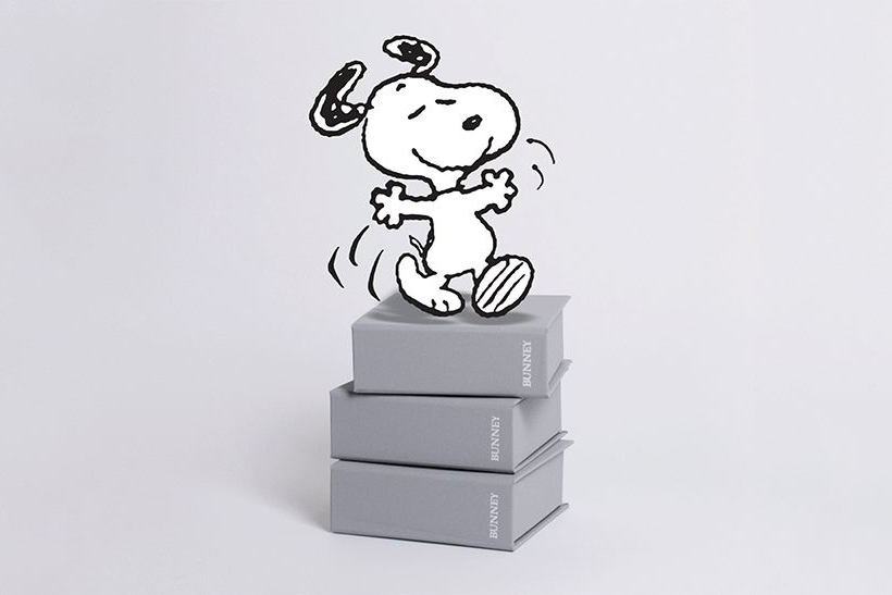 Image of Bunney x Peanuts for Dover Street Market Ginza 2nd Anniversary Project