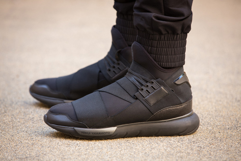 Image of A First Look at the Y-3 2014 Fall/Winter Qasa High
