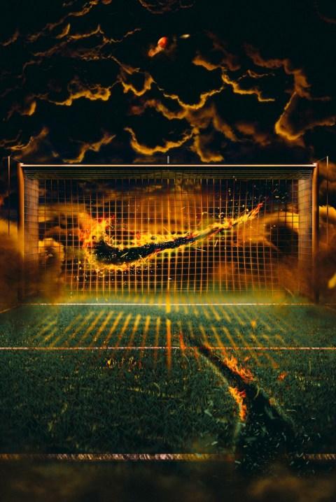 "Image of Nike Hypersense ""The Art & Science of Modern Football"" @ ArtScience Museum Singapore"