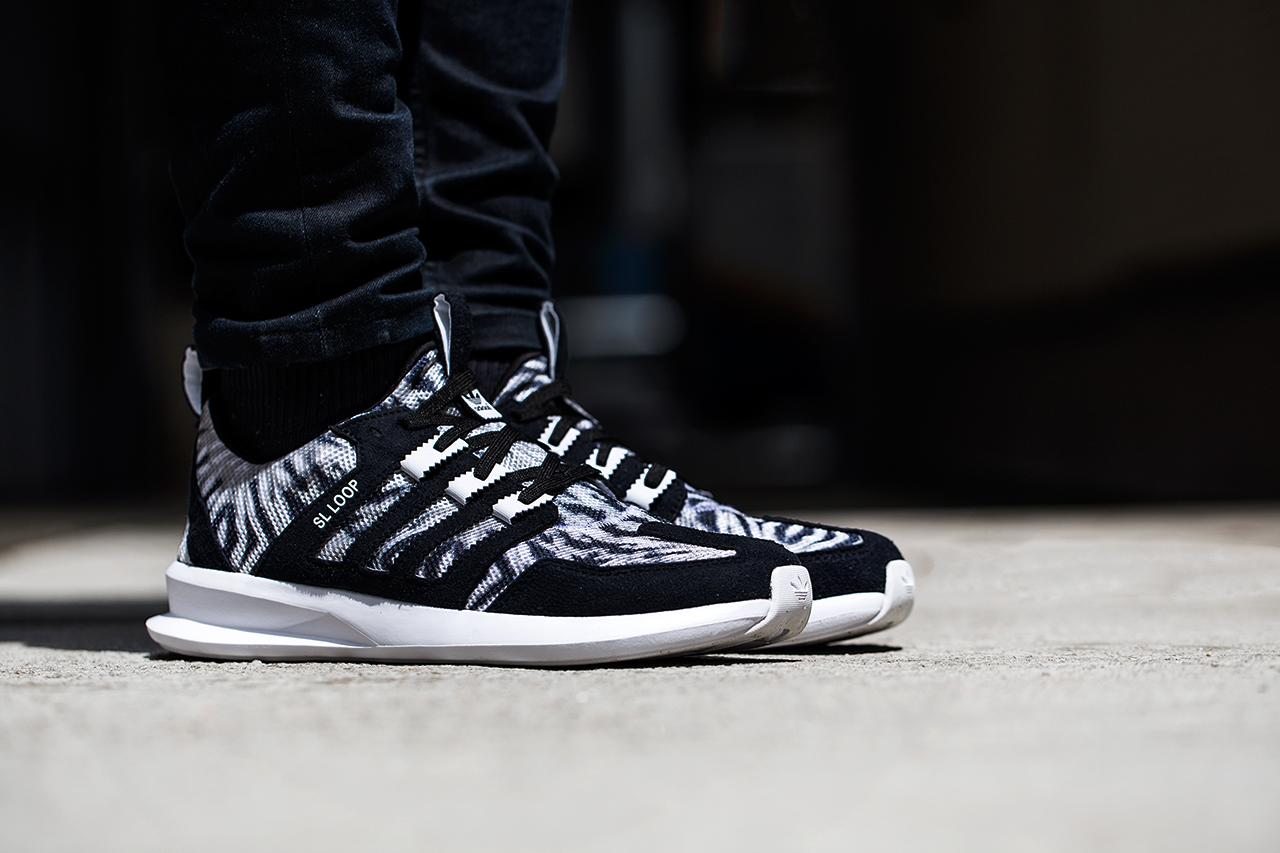 Adidas Sl Loop Noir Argepegfr