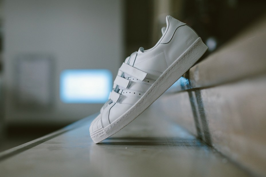 Image of A First Look at the Juun.J x adidas Originals Superstar