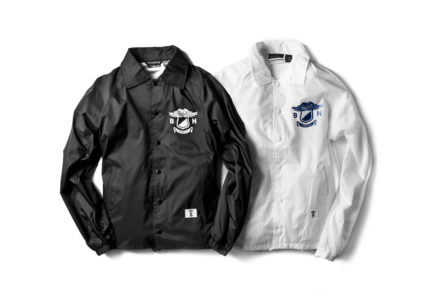 "Image of BEDWIN & THE HEARTBREAKERS 2014 Summer ""Jill"" Coach Jacket"