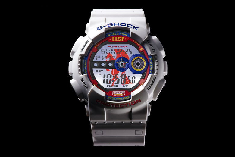 Image of Gundam x Casio G-Shock 35th Anniversary GD-100