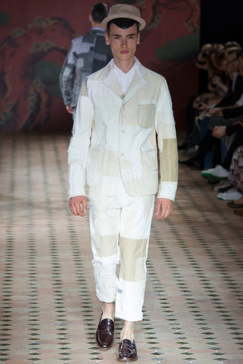 Image of Junya Watanabe 2015 Spring Collection