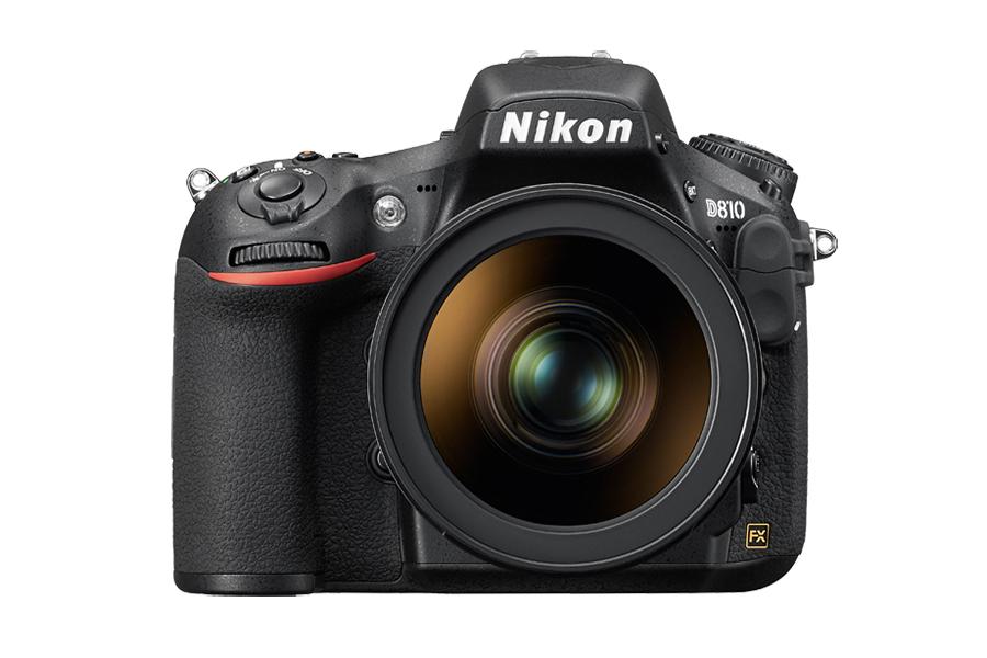 Image of Nikon D810