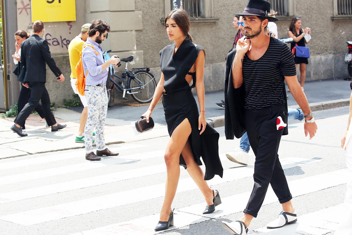 Image of STREETFSN: Milan Fashion Week and Pitti Uomo 86 Street Style