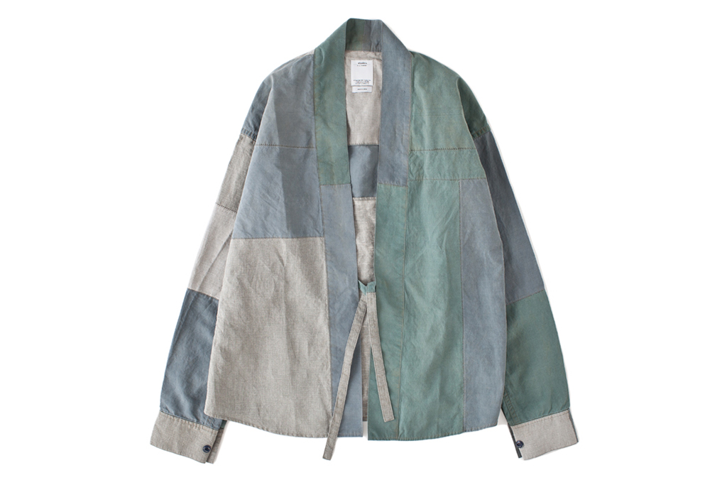 Image of visvim LHAMO SHIRT (FLUX P.W.) *F.I.L. EXCLUSIVE