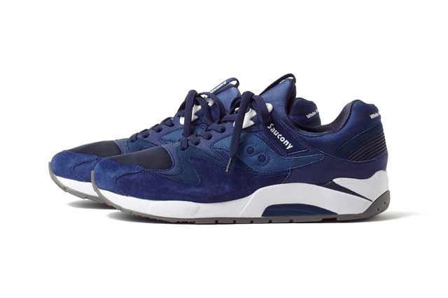977548d77946 White Mountaineering (Japan) x Saucony 2014 Fall Winter Grid 9000 Collection