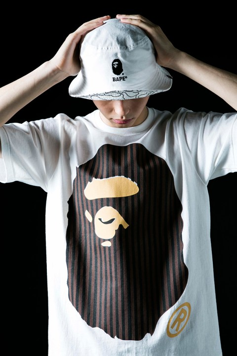 Image of A Bathing Ape 2014 Fall/Winter Lookbook