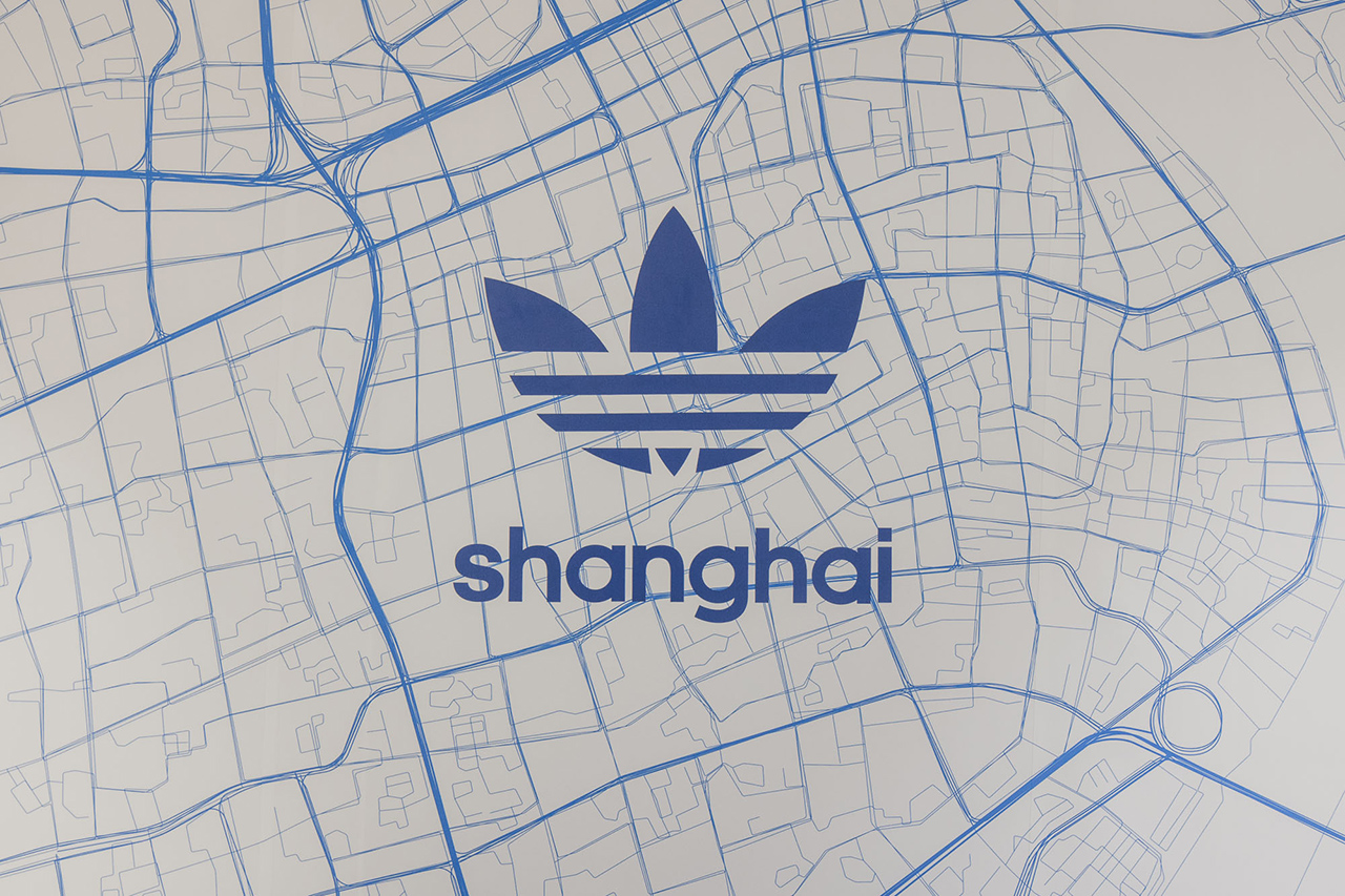 adidas Originals Shanghai Flagship Store Opening | TEAM YELLOW