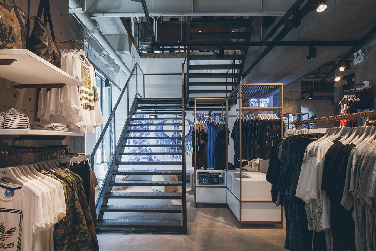 adidas flagship store los angeles