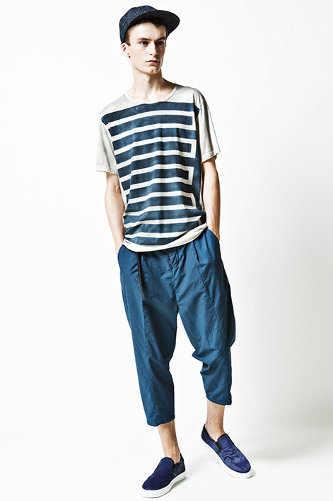Image of Attachment by Kazuyuki Kumagai 2015 Spring/Summer Lookbook
